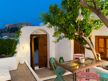 Lindos Cottages