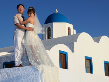Ilioperato Weddings - Santorini