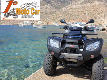 1o Moto Car Rental